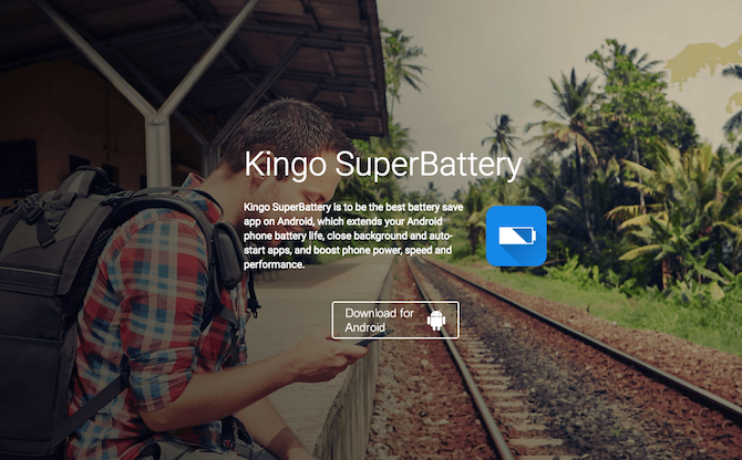 Kingo Super Battery