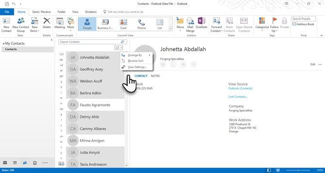 how to mass delete emails on outlook