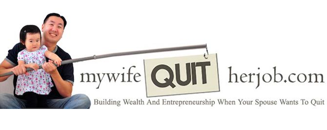 my wife quit her job