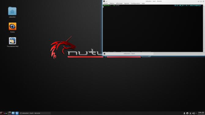 NuTyX Desktop Environment