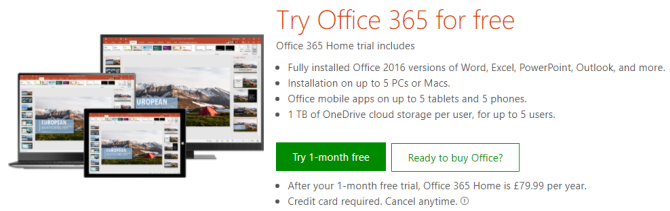 6 Ways You Can Use Microsoft Office Without Paying for It Office 365 trial