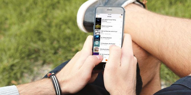 Enjoy Podcasts with Overcast, the iPhone's Best Podcast App