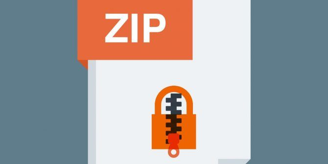 Why It's Important to Password-Protect ZIP Files