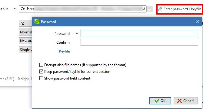 Why It's Important to Password-Protect ZIP Files PeaZip Password Protect