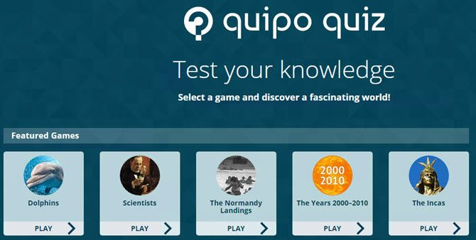 chrome quipo quiz