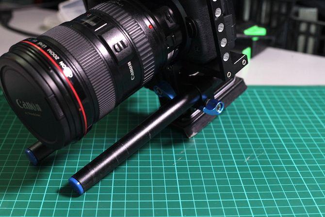 camera rig rails example