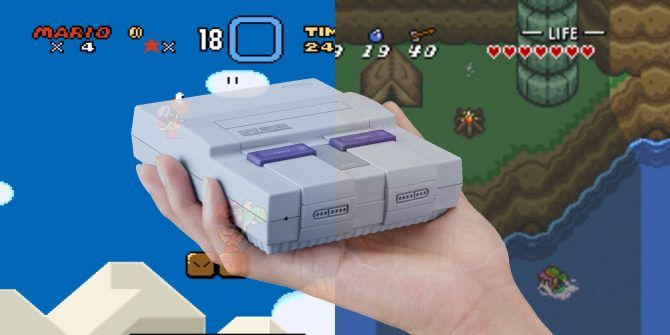 The SNES Mini: Everything You Need to Know
