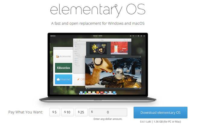 save money linux elementary os