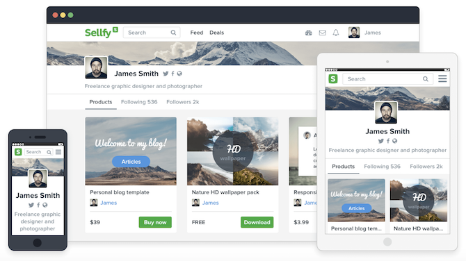 Sellfy Is the Most Convenient Way to Sell Digital Products Online Sellfy