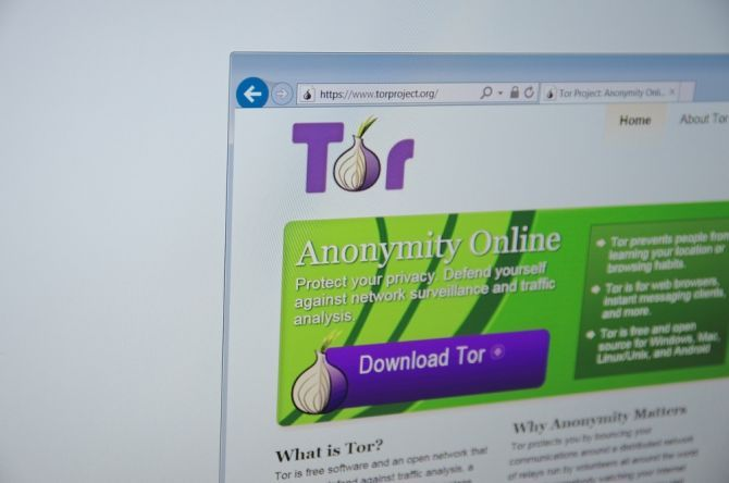 Really Private Browsing: An Unofficial User's Guide to Tor Tor website page