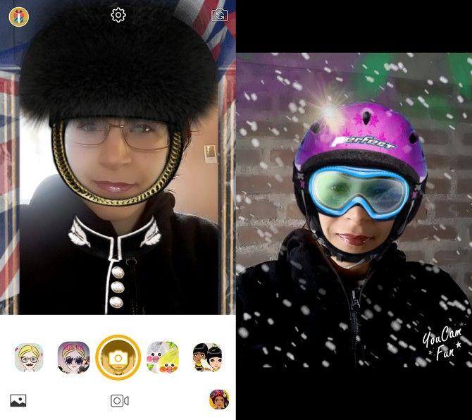 youcam fun ski uk