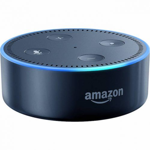 The Best Tech Gifts for Geeks amazon echo dot 500x500