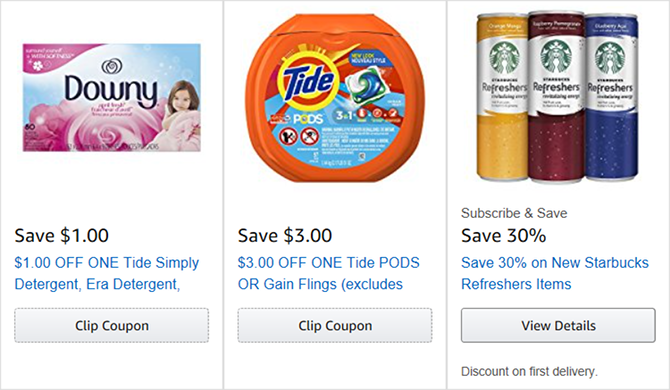 20 Awesome but Hidden Amazon Features You Can't Afford to Ignore amazon feature coupon deals