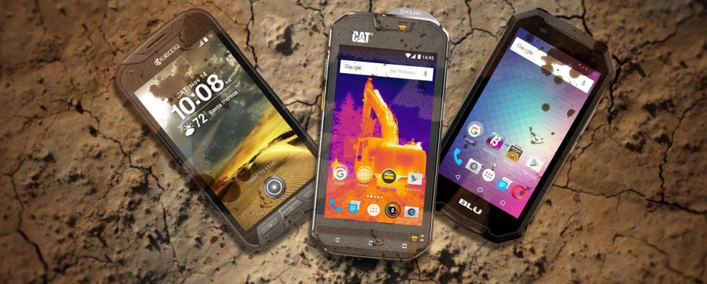 Rugged Phones For Outdoor Adventures