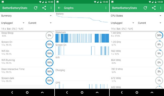 better battery stats android