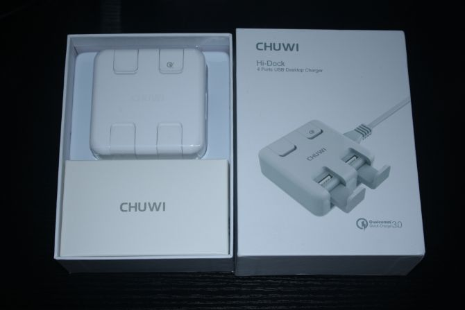 Chuwi Hi-Dock Desktop Charger Review (and Giveaway) chuwi hi dock box opening