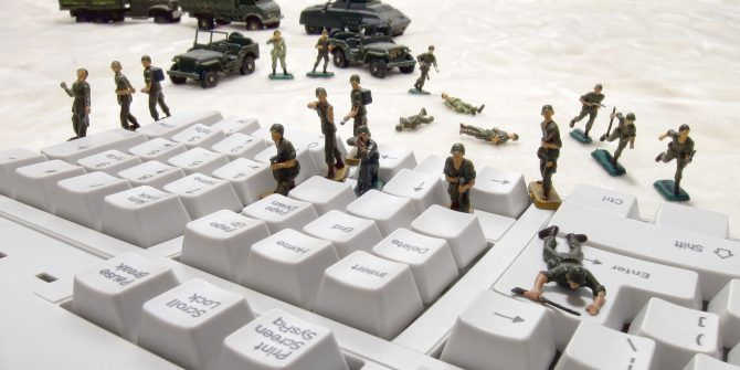 Is Cyberwar the Next Threat to Your Security?