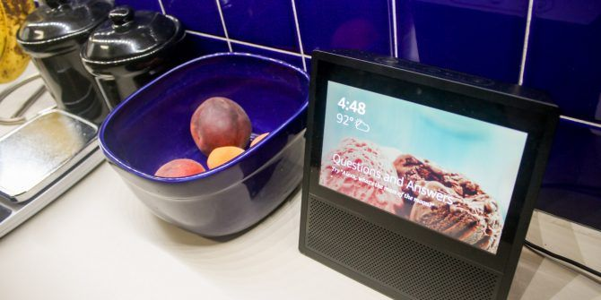 Seeing Is Believing: The Amazon Echo Show Review