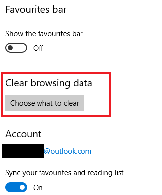 How to Delete Browsing Data and History in Edge edge browsing data