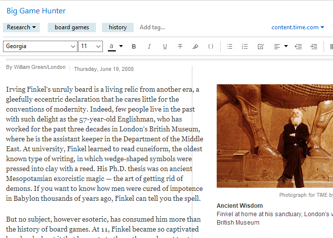 How to Use Evernote: The Unofficial Manual evernote note