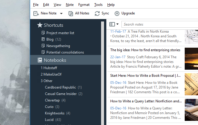 How to Use Evernote: The Unofficial Manual evernote shortcuts