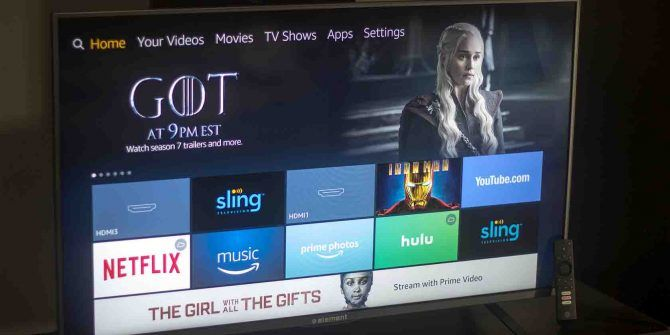 What Is Single Sign-On for Amazon Fire TV?