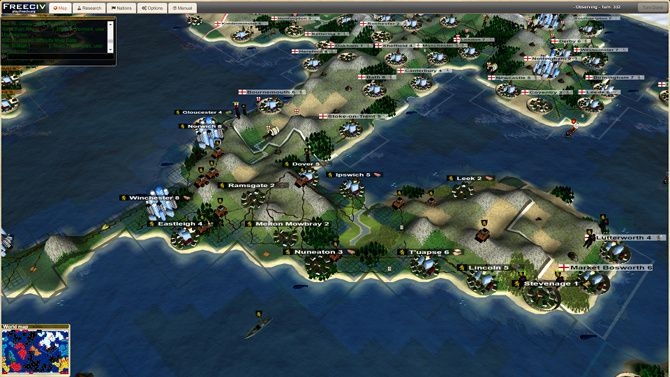 20 Best Open Source Video Games freeciv web open source rts