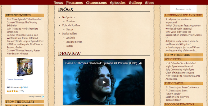 5 Brilliant Game Of Thrones Sites Apps For Fans Of Tv Or Books