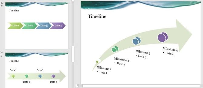 project management meeting template powerpoint