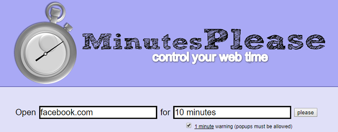 MinutesPlease Helps Cut Wasting Time on Facebook, Reddit, & Other Addictive Sites minuteplease 670x262