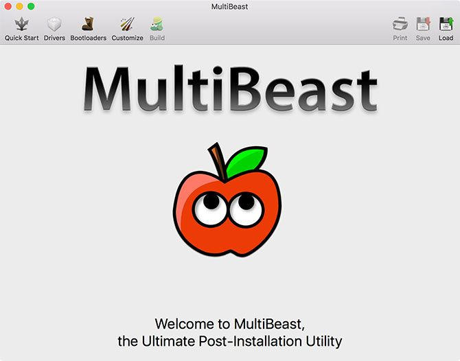 How to Install macOS on a PC (Mac Required) multibeast1