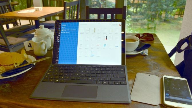 One Tablet to Rule Them All: The Microsoft Surface Pro 2017 Review muo productreviews surfacepro2017 cafe