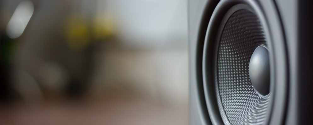 no sound from external speakers windows 10