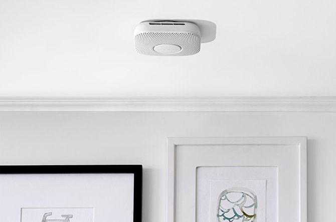 6 Smart Interior Air Quality Monitors You Should Buy For Your Home nest protect