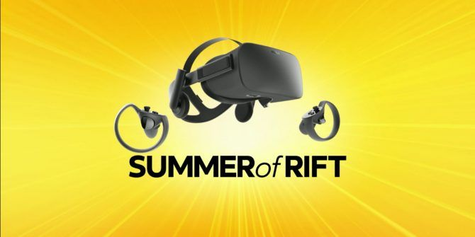 You Can Now Buy an Oculus Rift for Just $399