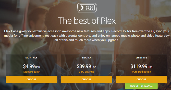 Your Guide To Plex - The Awesome Media Center plex pass cost 670x353