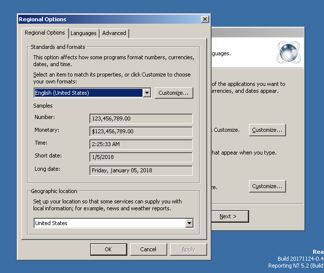 reactos review setupwizard3 language