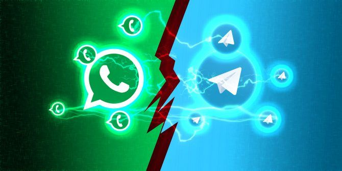 WhatsApp vs  Telegram: Which Is the Better Messaging App?