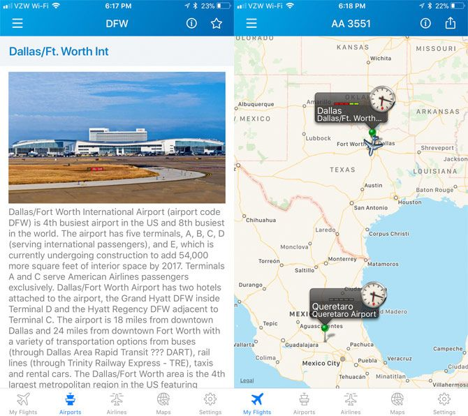 flight tracker ios