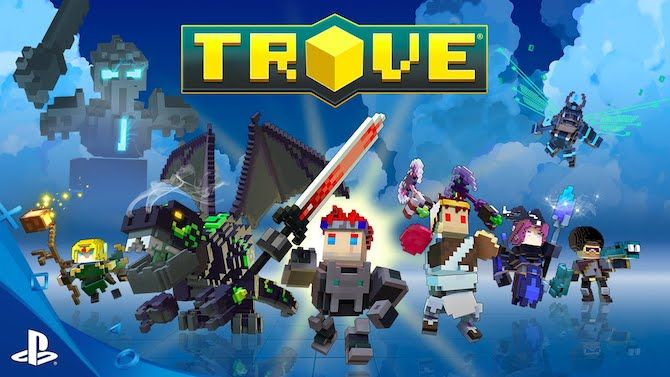 trove playstation 4