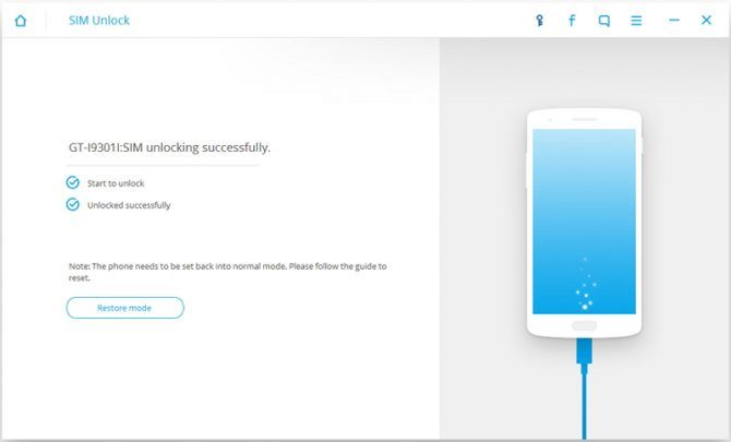 Wondershare Dr. Fone Toolkit unlocks Samsung Android devices for free