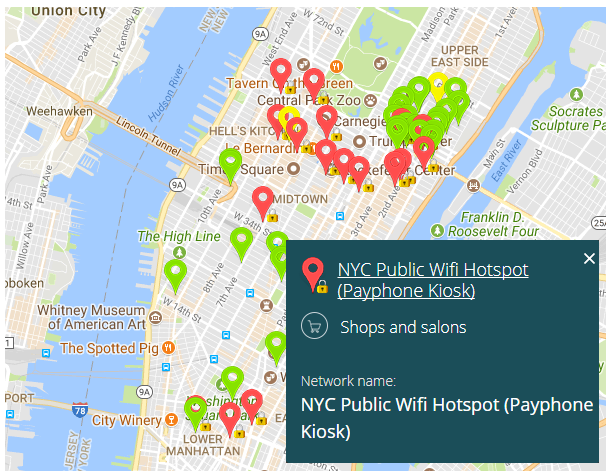 5 Wi-Fi Hotspot Finders to Find Free Wi-Fi Spots Near You wifispc