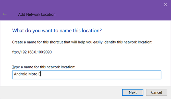 How to Turn Windows File Explorer Into an FTP Client windows 10 ftp network name