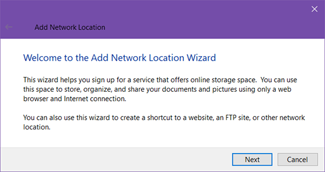 How to Turn Windows File Explorer Into an FTP Client windows 10 ftp network wizard