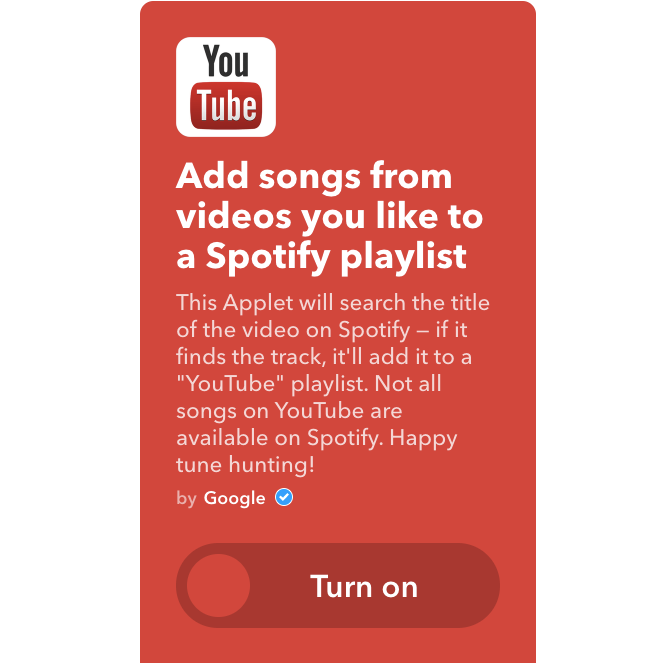 Enjoy the Best of YouTube With These 8 Amazing IFTTT Applets