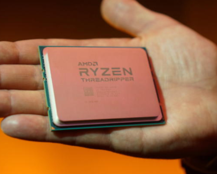 The Ultimate Guide to Your PC: Everything You Wanted to Know -- and More AMD Threadripper in hand