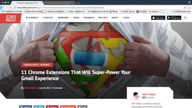 9 Great Safari Browser Alternatives for Mac Users