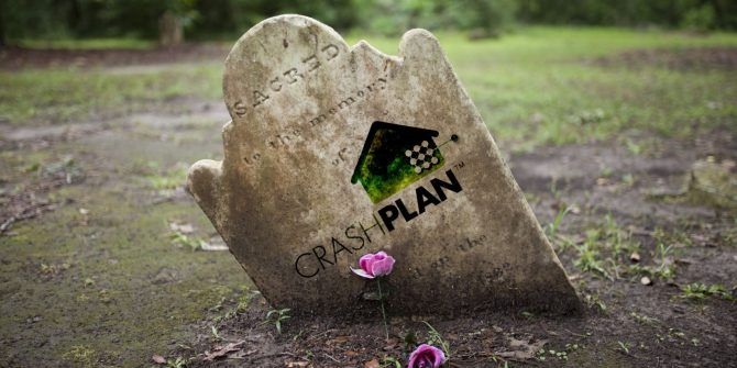 CrashPlan for Home Shuts Down: What Now for Online Data Backups?