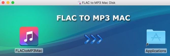 Solve Your Audio Conversion Needs with FLAC to MP3 Mac FLAC to MP3 Mac Install 670x224