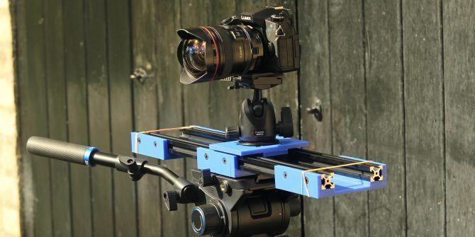 How to Make a DIY Camera Slider for Under $35